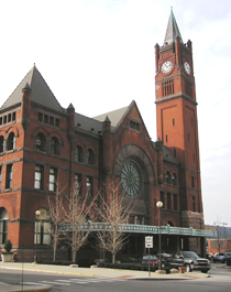 Union Station, Indianapolis