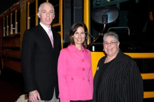 Chairman Hersman with NAPT Executives