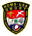 DMORT Logo