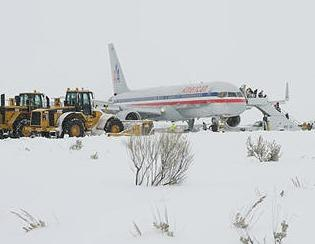 Jackson Hole Wy flight 2253 runway over run