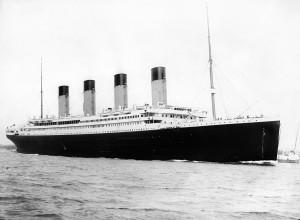 RMS Titanic. Image credit: Wikipedia
