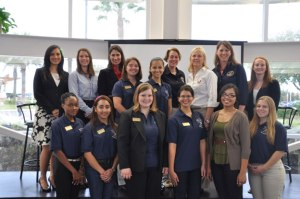 Aviation Women of the Future from Embry-Riddle with NTSB Chairman and Investigators Dr. Katherine Wilson, Emily Gibson and Erin Gormley