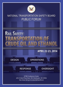 Rail Safety Forum Poster