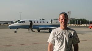NTSB Meteorologist Paul Suffern