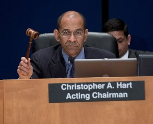 Acting Chairman Christopher A. Hart at the Asiana Flight 214 Board Meeting