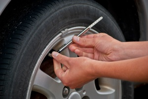 Tire Pressure Check photo