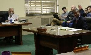 Nicholas Worrell testifying in Nebraska