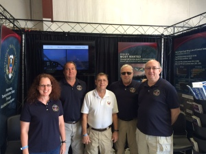 NTSB Staff at Sun 'n' Fun