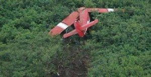 Crash near Aleknagik, Alaska