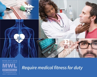 Require medical fitness for duty
