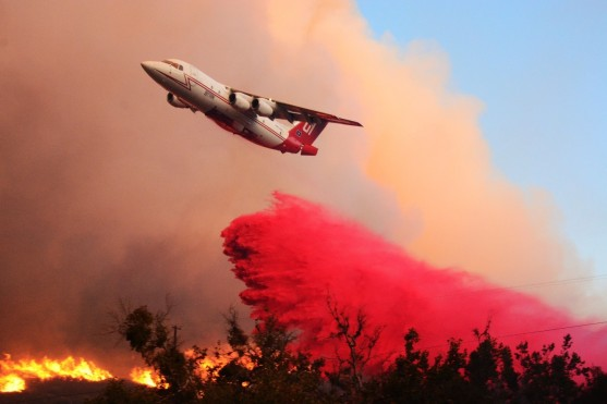 2016 Pilot Fire Image by Cy Phenice