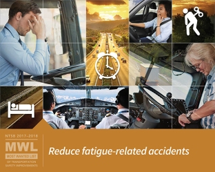 Reduce Fatigue-Related Accidents