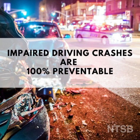 Impaired Driving Preventable