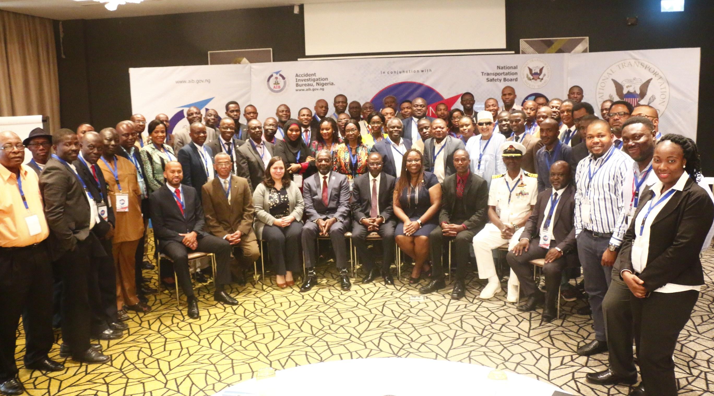 August 2019 Safe Skies for Africa symposium, Lagos, Nigeria